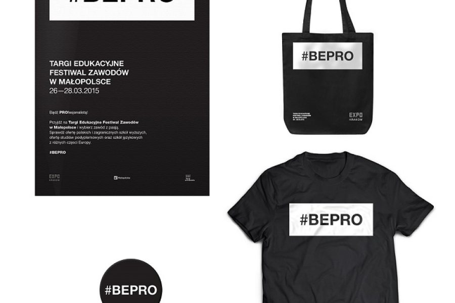 Kampania #BEPRO